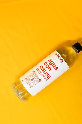 Agua alcalina con causa Kelafo 36 BOTELLAS DE 500 ml