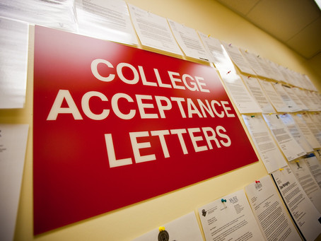 The Six-Point College Application Checklist
