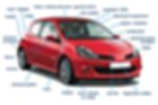 CAR SERVICING PAN AUTOS