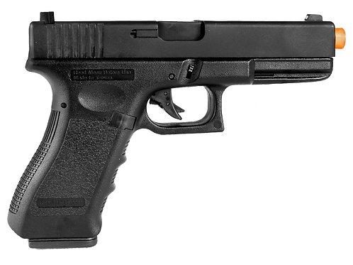 PISTOLA AIRSOFT HFC G18 GBB Pistola Airsoft HFC G18, da marca HFC tem seu funcio