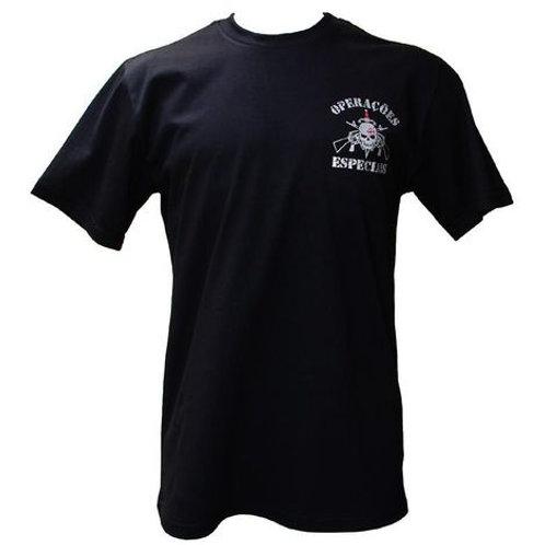 Camiseta Operações Especiais -kaluapa