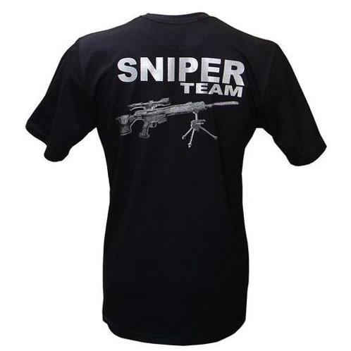 Camiseta Sniper Team -kaluapa