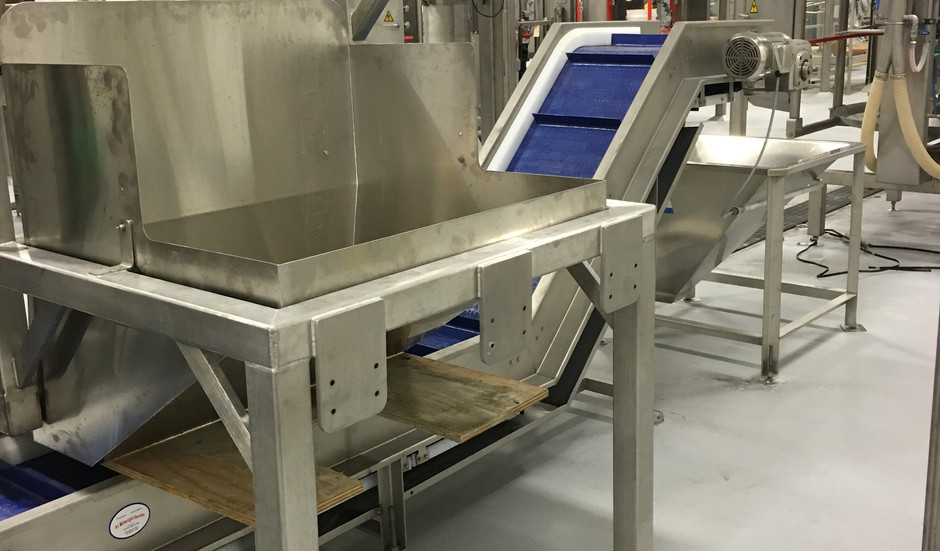 Food Processing Installs