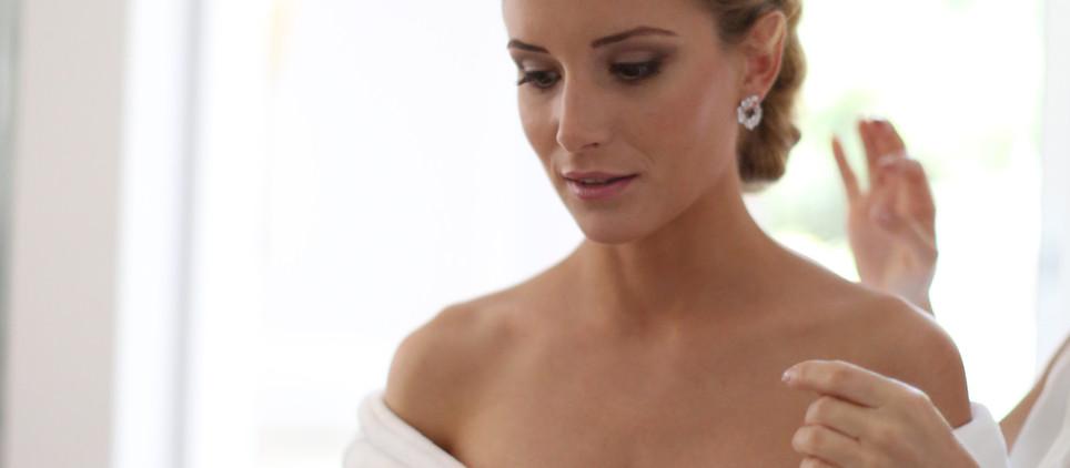 Mariage Glamour a l'Hotel Cap Estel