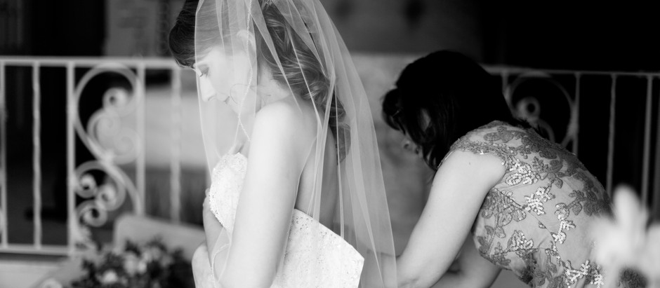 WEDDING AT 'LA CHEVRE D'OR'