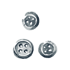 drei Buttons