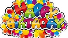 Festa di compleanno di Tigian e Carmen