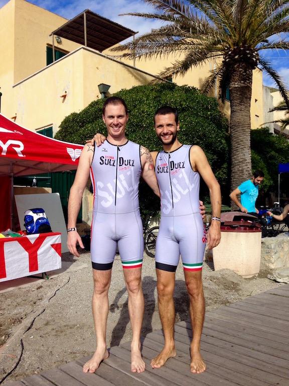 Triathlon XTerra - Finale Ligure