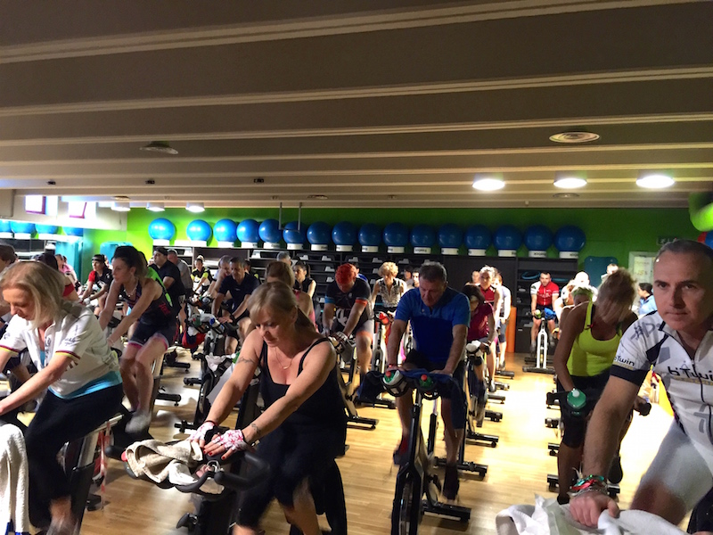 Spinning benefica per...❤️