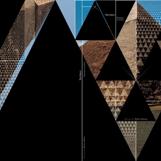 The Great Pyramid Book Sleeve