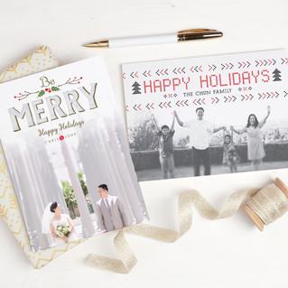 Christmas Card Customization Made Easy