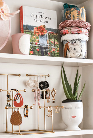 Easy + Affordable Ways to Store Your Hair Accessories
