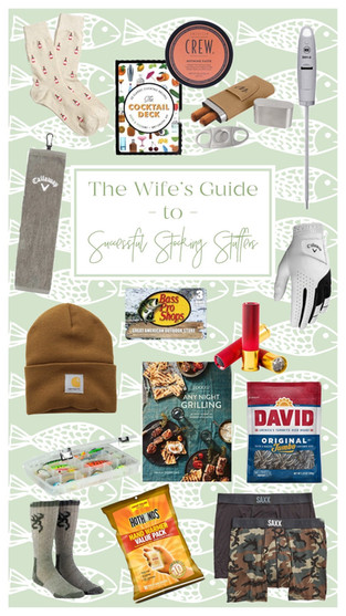 The Wife's Guide to Successful Stocking Stuffers