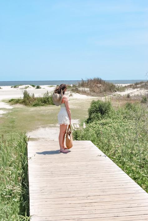 Pretty but Practical: Beach Style