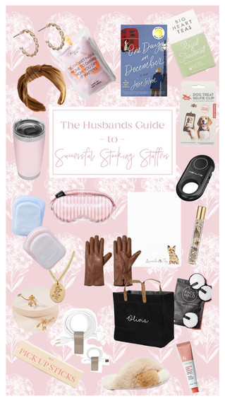 The Husbands Guide to Successful Stocking Stuffers
