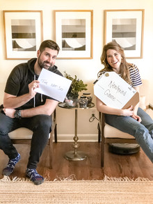 {It's a Date Night, Game Night} The Not-So-Newlywed Game