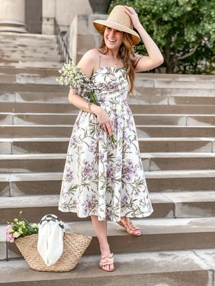 Easy Feminine Dresses Perfect for Summer