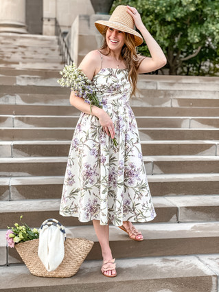 Easy Feminine Dresses Perfect for Summer