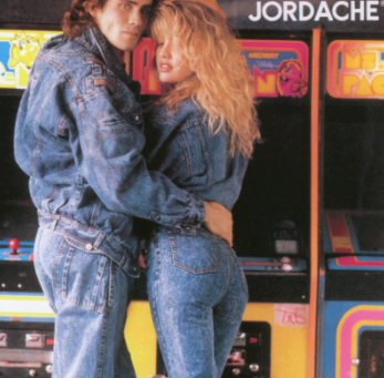 Elite Institution Cognitive Disorder and Jordache Jeans