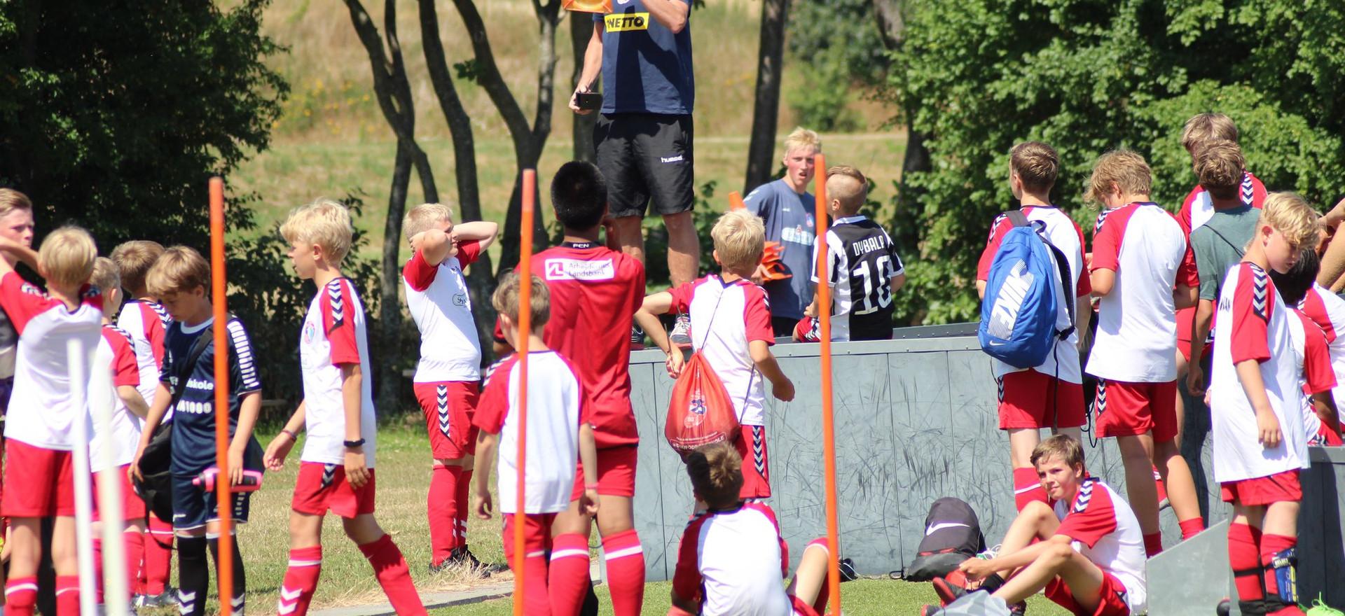 Fodboldskole 2018