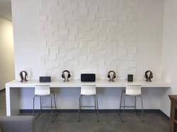 Madison Design Center Audio Bar