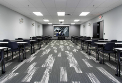 Training Room Projection System
