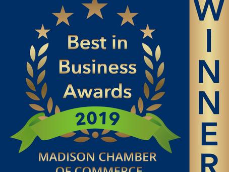 Mozaic AV Named Small Business of the Year!