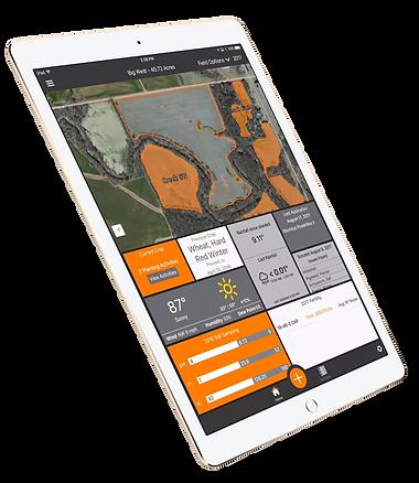 Ipad tecnologias para agricultura de precisão AGGIS Trimble Mato Grosso do Sul