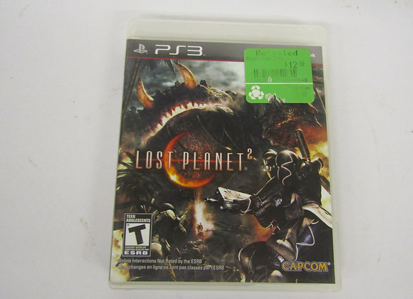 Lost Planet 2 - PS3 Video Game - Used - Good Condition