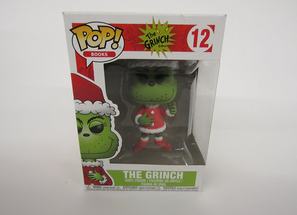 Funko Pop 12 - The Grinch