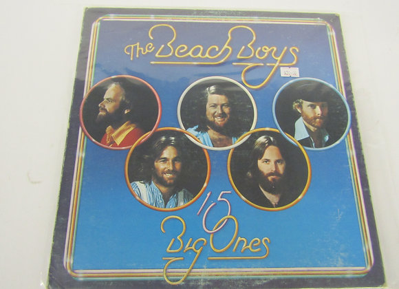 THE BEACH BOYS 15 BIG ONES - LP