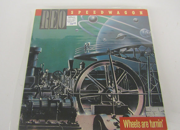 REO Speedwagon - Wheels Are Turning