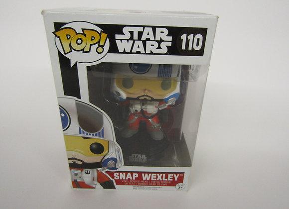 Funko Pop- 110-Star Wars - Snap Wexley