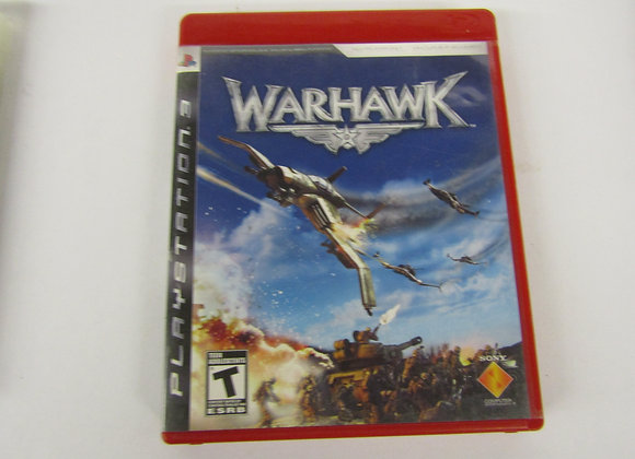 Warhawk - PS3 Video Game - Used - Good Condition