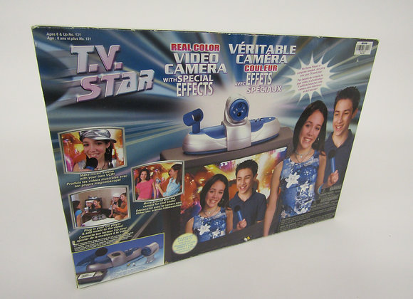 TV Star Video Camera - Game With Special Effects