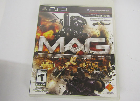 MAG - PS3 Video Game - Used Good Condition