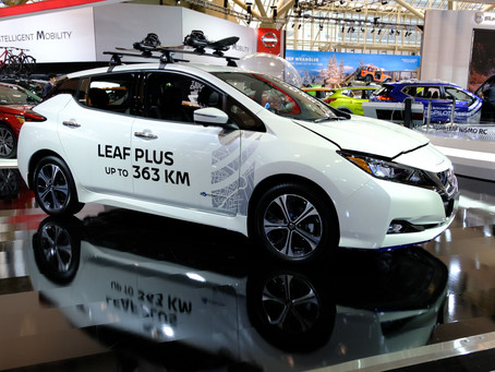 RECORD NUMBER OF ELECTRICS EXPECTED AT OTTAWA GATINEAU AUTO SHOW