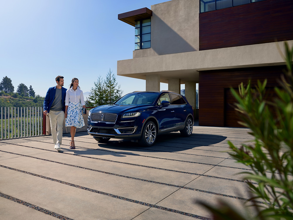 Upscale Luxury From Lincoln