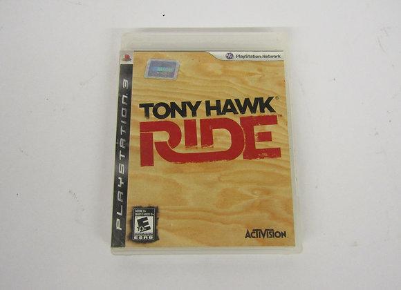 Tony Hawk Ride - PS3 - Video Game