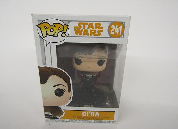 Funko Pop - 241 - Star Wars Qi-RA