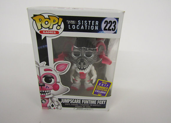 Funko Pop - 223 - Sister Locaion - Jumpscare Funtime Foxy