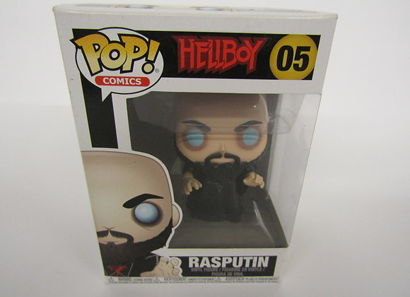 Funko Pop - 05 - Hellboy - Rasputin