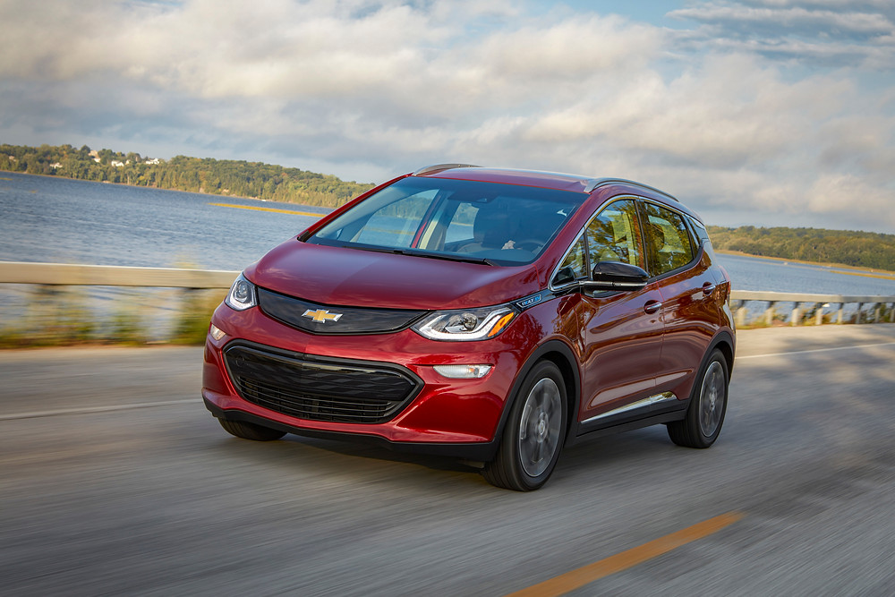 GM'S AFFORDABLE ALL ELECTRIC