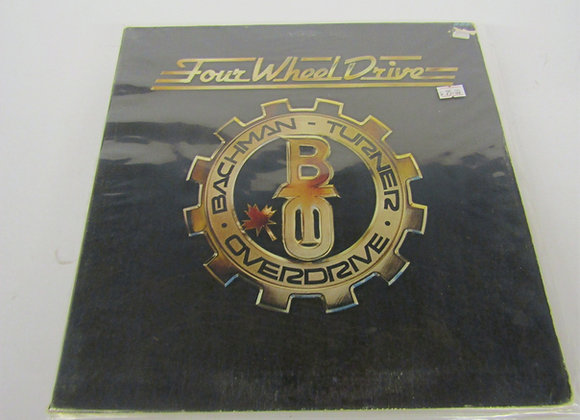 Bachman Turner Overdrive - Four Wheel Drive