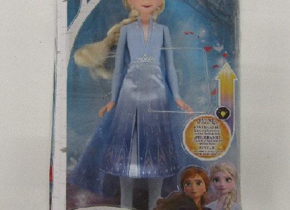 Frozen II Action Figure -