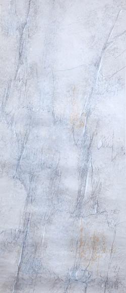 White veined Carrara