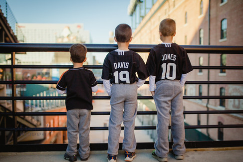 Oriole Park at Camden Yards Baseball stadium documentary session  family brothers  siblings