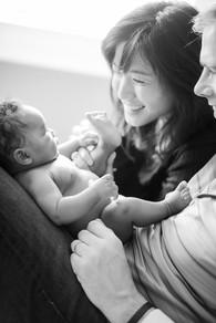 adoption newborn infant family child