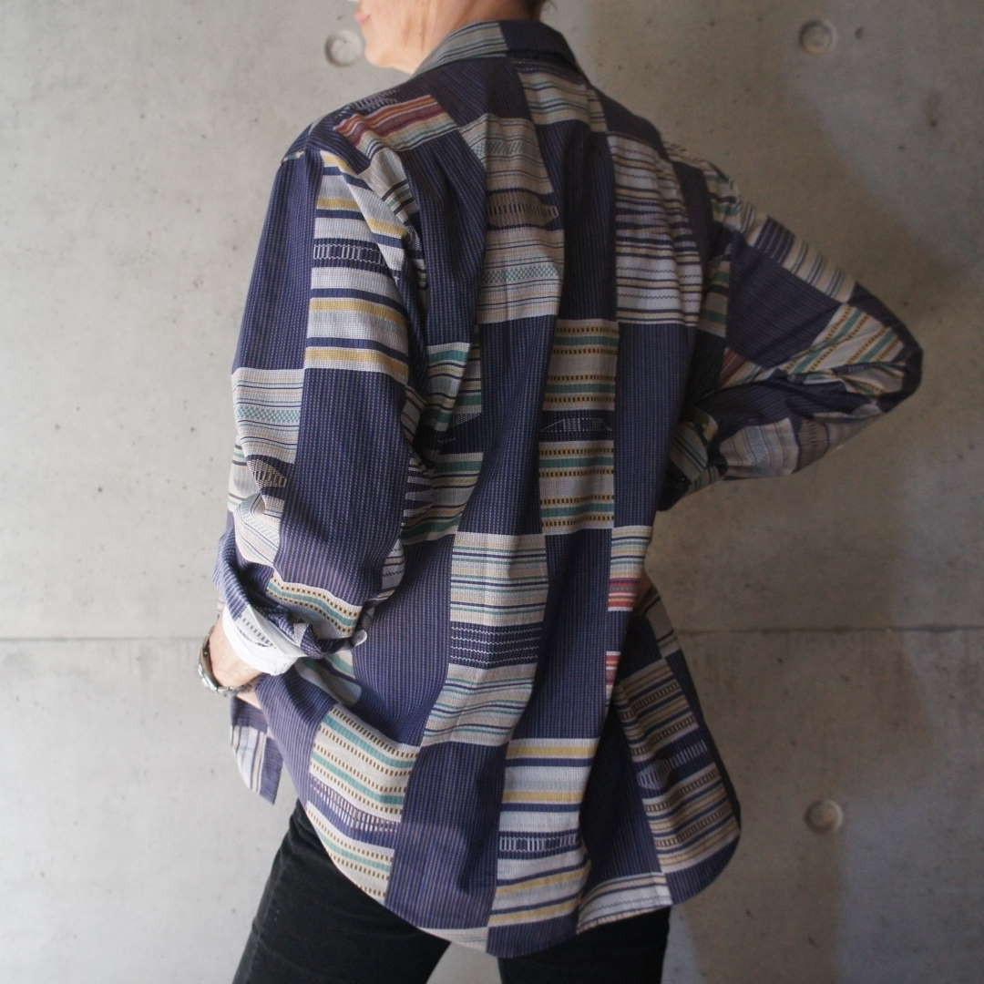 Purple Patch men's shirt