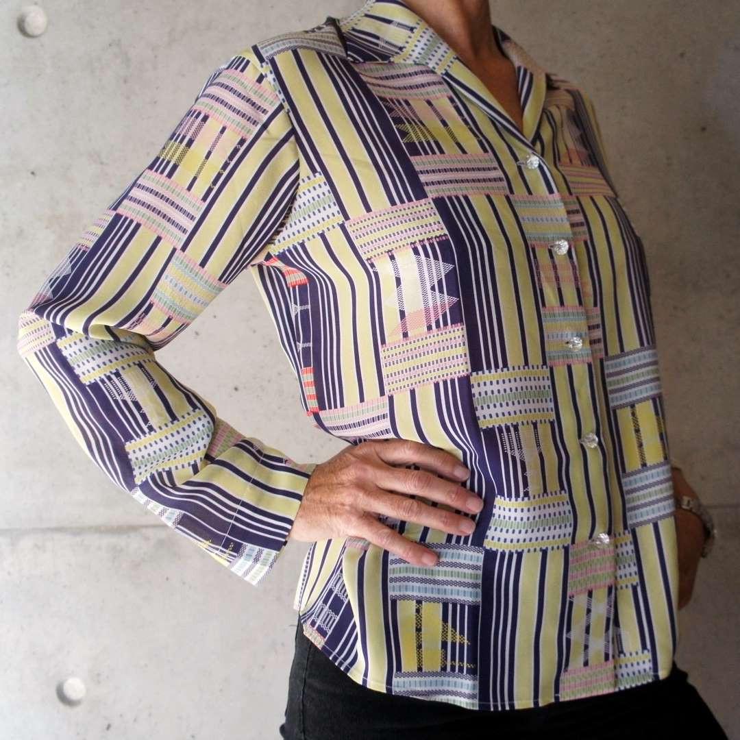 Lemon Zest blouse